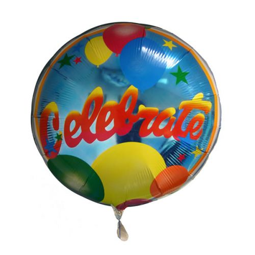 XL Folieballon Celebrate