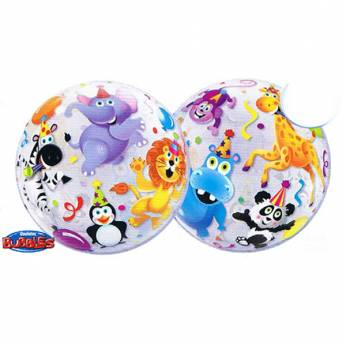 Bubble Ballon Party Dieren