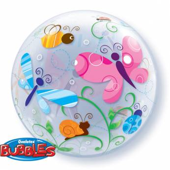 Bubble Ballon Vlinders