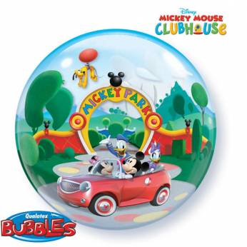 Bubble Ballon Mickey Mouse