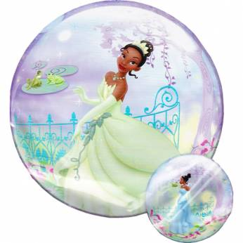 Bubble Ballon Prinses & de Kikker