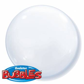 Bubble Ballon Kleur: Wit