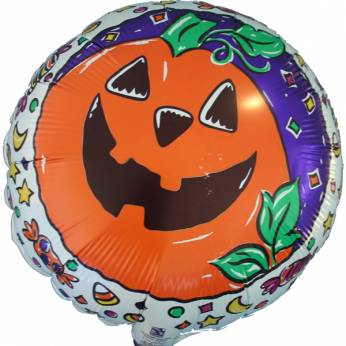 Folieballon Halloween