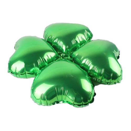 XL Folieballon St. Patrick's Day Klavertje Vier