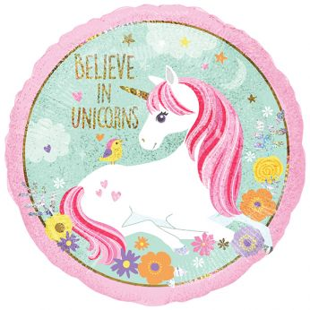 Folieballon Magical Unicorn