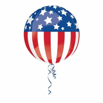 Folieballon orbz USA