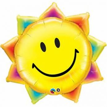 Folieballon Sunshine Smile