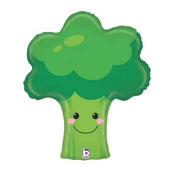Folieballon Broccoli