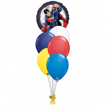 Ballonboeket Superman