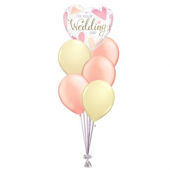 Ballonboeket On Your Wedding