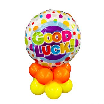 Tafeldecoratie Good Luck