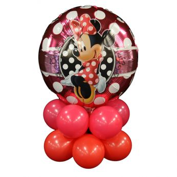 Tafeldecoratie Minnie Mouse