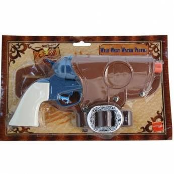 Cowboy Speelgoed Set 3-delig (waterpistool)