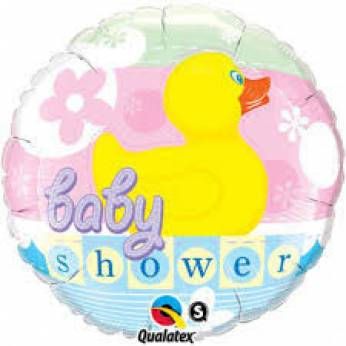 Folieballon Baby Shower