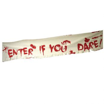 Banner - enter if you dare