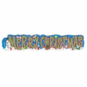 Banner Merry Christmas