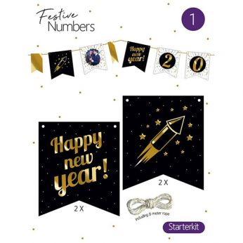 Starter set - Happy new year