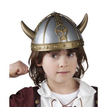 Viking Helm Plastic (kids)