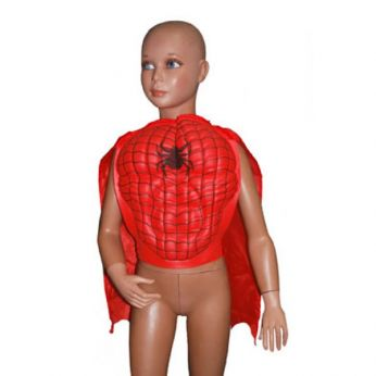 Spiderman Borstkas met Cape