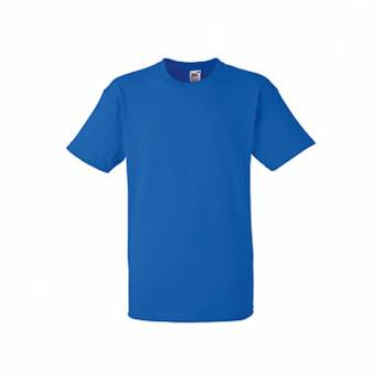 Fruit of the Loom T-shirt Blauw (Royal Blue)