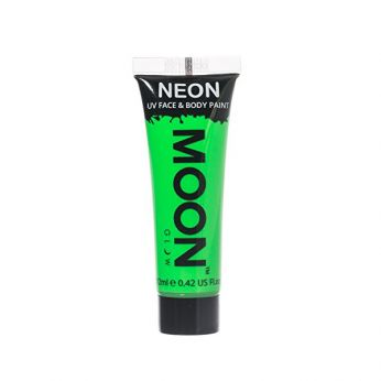 Neon UV Face & Body Paint Groen