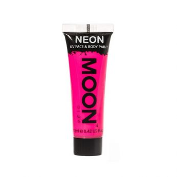 Neon UV Face & Body Paint Roze