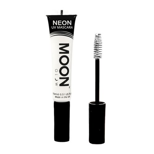 Neon UV Mascara Wit