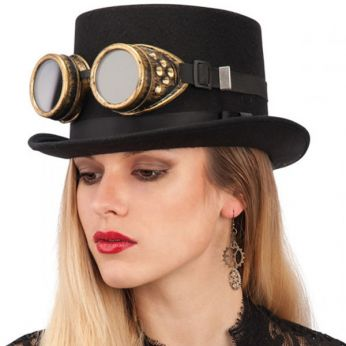 party glasses steam punk goggles