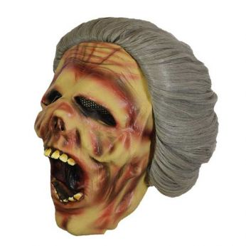 Latex Masker zombie Oma