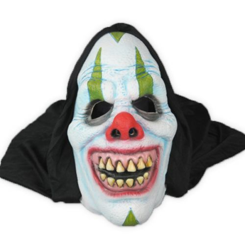 Horror Clown Foam Masker