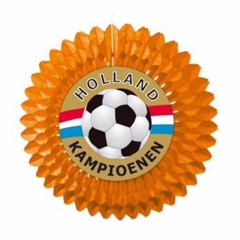 Decoratie Waaier Holland