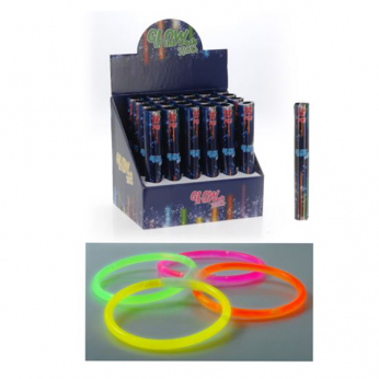 Glow in the dark sticks - 15 Stuks