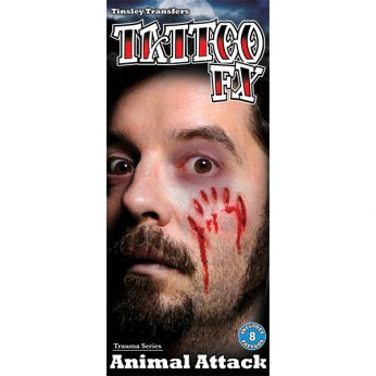 Tattoo Animal Attack