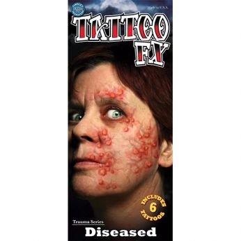Tattoo Wound Disease