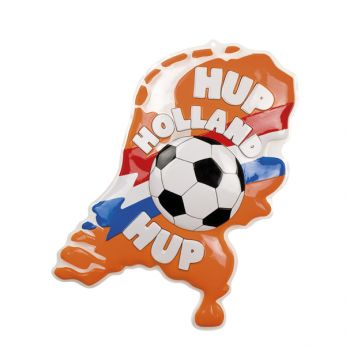 hup holland hup decoratie oranje nedeland