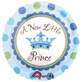 Folieballon A New Little Prince