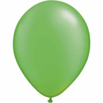 10 Stuks 11 Inch Pearl Lime Green Qualatex Ballon