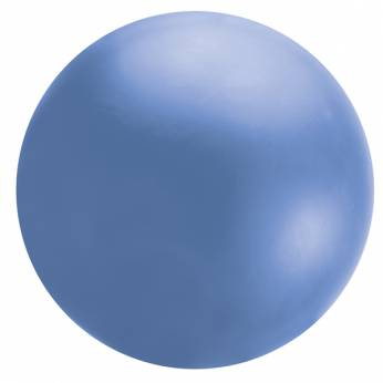 1 x 4ft (120 cm) Blue Qualatex Ballon
