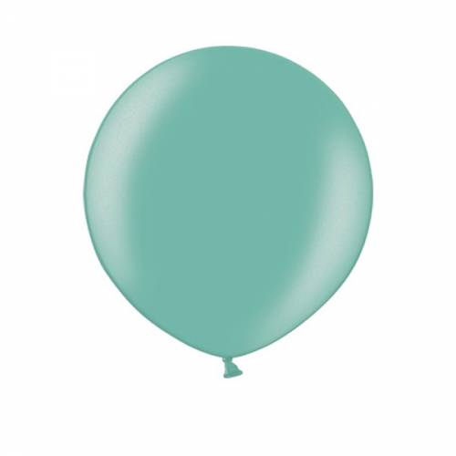 1 X B350 (90 cm) Metallic Green 063 Belbal Ballon
