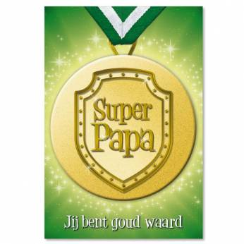 Button Card Superpapa