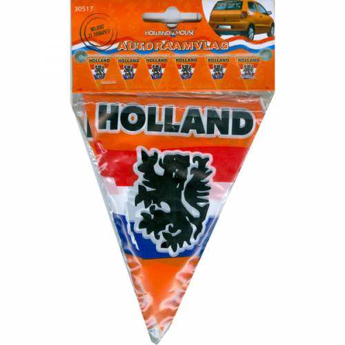 Autoraamvlag Holland