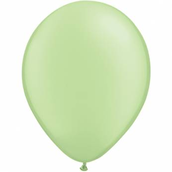 10 Stuks 11 Inch Neon Green Qualatex Ballon
