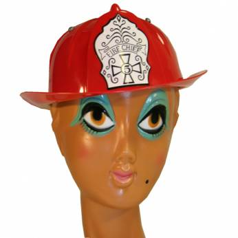 Brandweerman Helm Fire Chief