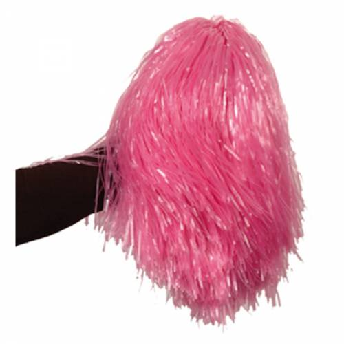 Cheerleader Pompon Roze