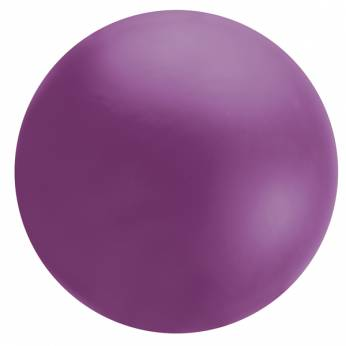 1 x 4ft (120 cm) Purple Qualatex Ballon