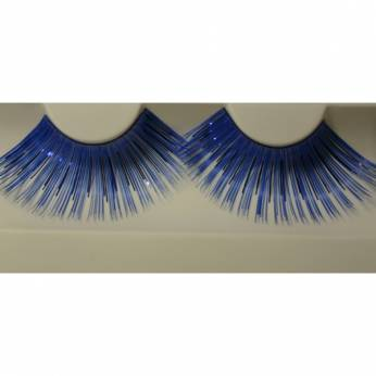 Nepwimpers blauw Nr23
